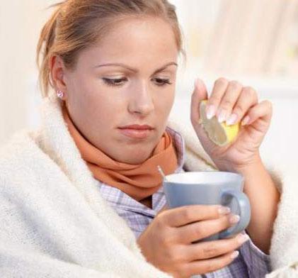 Народне лікування ангіни