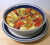 Овочевий суп для схуднення