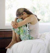 Після аборту виділення