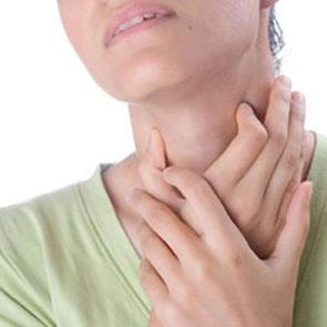 Лікування горла при вагітності