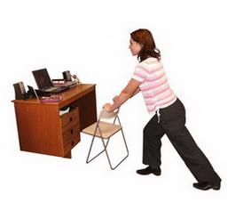 фитнес в офисе