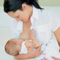 Рекомендації по годівлі грудьми