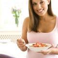 Харчування в перший триместр вагітності