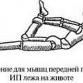 Розтягування м'язів