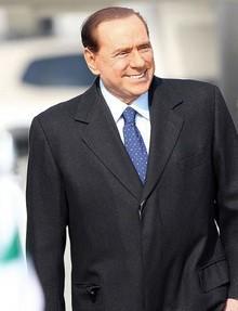 Дієта Сільвіо Берлусконі