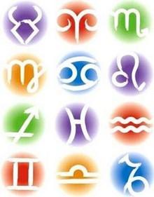 Дієти по асторологіческім знакам