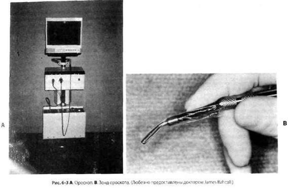 Обладнання та стерилізація