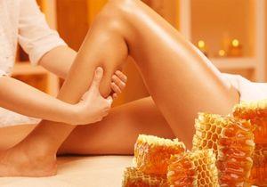 Як я спробувала медовий масаж