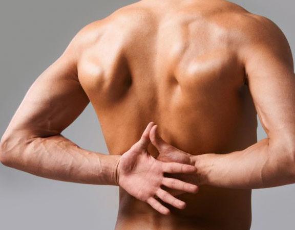 Народне лікування болю в спині