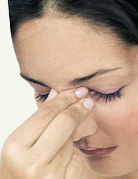 Народне лікування синуситу