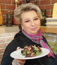 Дієта Тетяни Тарасової