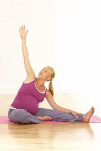 Фізичні вправи при вагітності