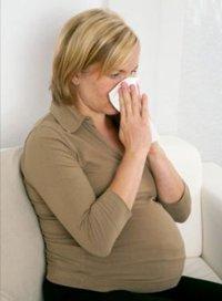 Застуда при вагітності: лікування