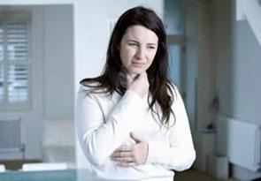 Болить горло при вагітності