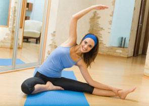 Фітнес-вправи для схуднення