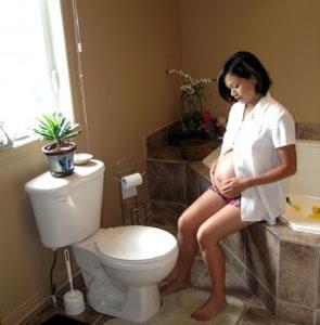 Жовті виділення при вагітності