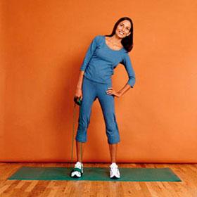Вправи для схуднення боків