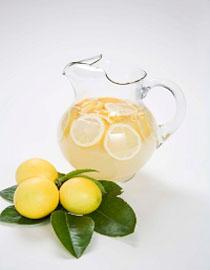 Лимонний сік для схуднення