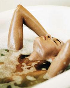 Домашні ванни для схуднення